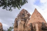 越南芽庄著名的婆那加占婆塔图片