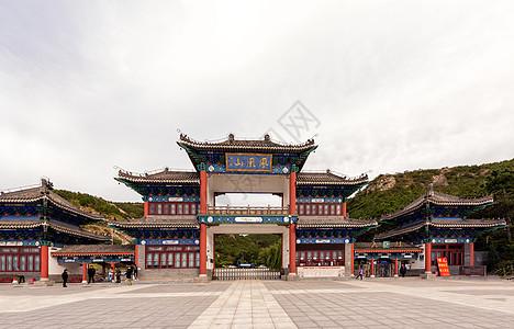 朝阳凤凰山景区图片