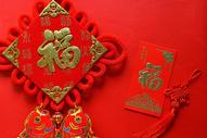 新年新春红包静物图片