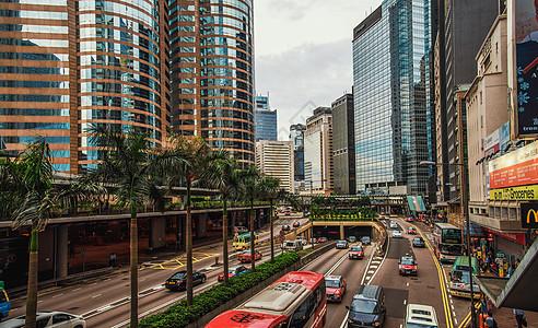 香港中环街景图片
