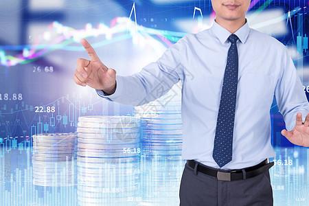 互联网金融数据图图片