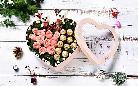 情人节花束图片