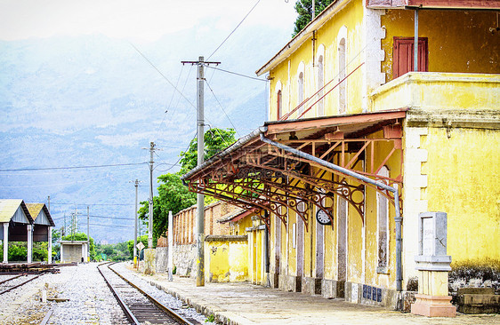 《芳华》取景地蒙自车站碧色寨图片