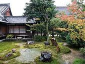 日本京都日式庭院图片