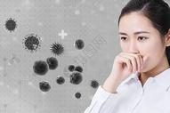 呼吸道细菌图片
