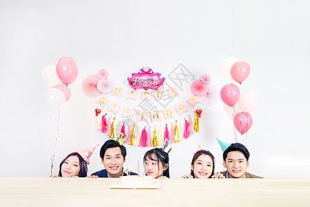 生日聚会party图片