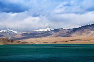 新疆帕米尔高原喀拉库勒湖图片