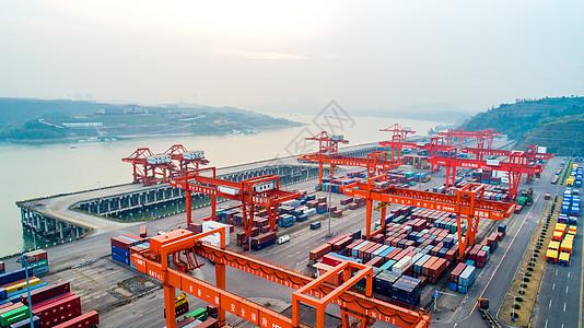 港口运输图片