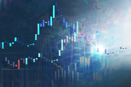 股市数据图图片
