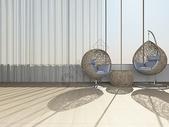 家居阳台效果图图片