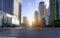 城市路面图片