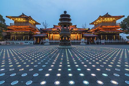 香积寺图片