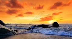 泰国沙美海边图片