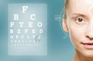 近视治疗图片