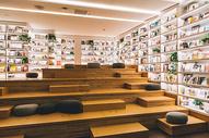 书店图书馆室内环境图片