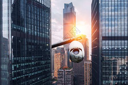 城市监控图片