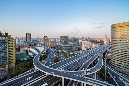 城市大动脉图片