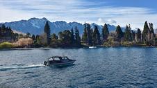 新西兰皇后镇湖泊图片
