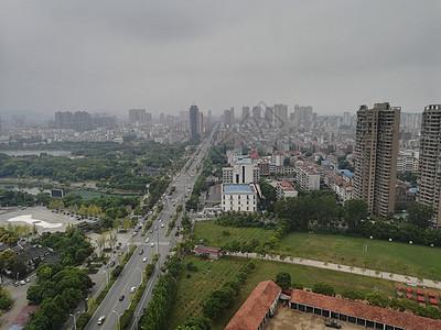赤壁大道西南方景色图片