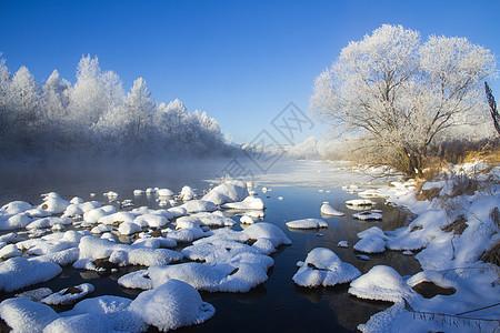 东北的冬天图片