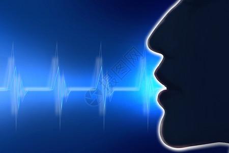 语音识别图片