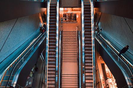 商场电梯图片