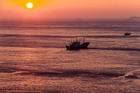 舟山海景图片