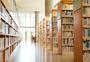 图书馆内部环境图片
