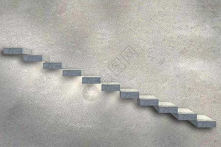 进阶的阶梯图片
