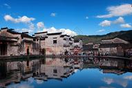 安徽黟县宏村图片