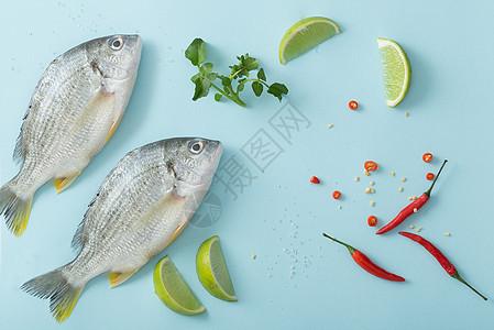 生鲜鱼图片