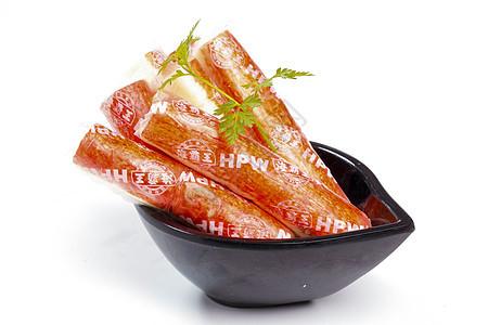 火锅蟹肉棒子图片