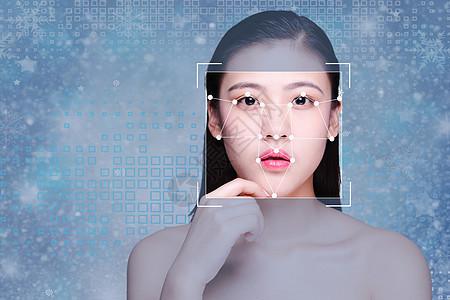 人脸识别技术图片