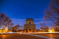 北京钟楼图片