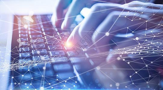 信息科技背景图片