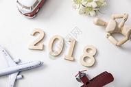 2018创意摆拍图片