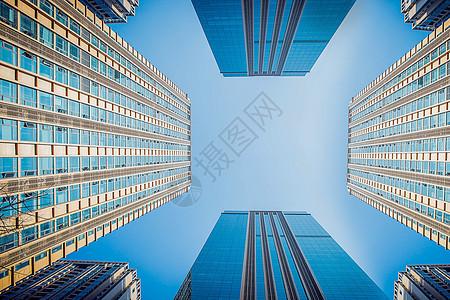现代建筑空间图片
