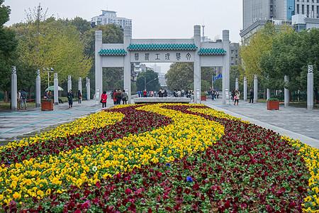 国立武汉大学图片