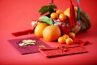 新年红火水果图片