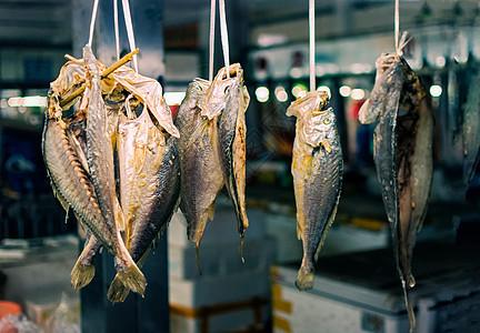 年味儿鱼干图片