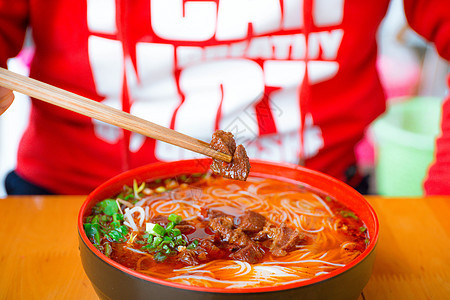 牛肉米线图片