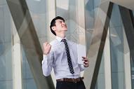 成功的商务人士图片