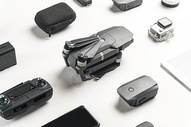 航拍器电子产品图片