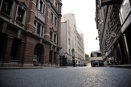 上海老建筑街景图片