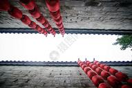成都锦里红灯笼图片