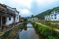 江西婺源古村图片