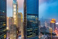 重庆雾都夜景图片