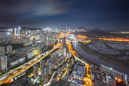 城市之巅图片