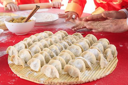 春年过年要吃饺子图片
