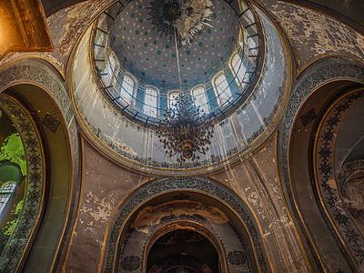 哈尔滨圣索非亚大教堂图片